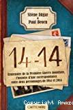 14-14, centenaire de la Première Guerre mondiale